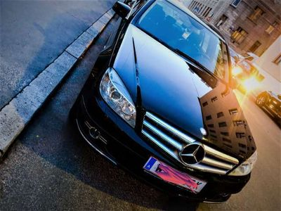 gebraucht Mercedes C180 Kompressor Avantgarde Aut.