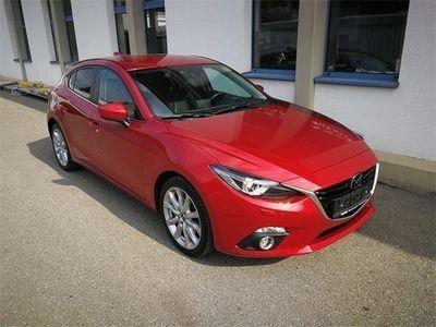 gebraucht Mazda 3 Sport CD150 Revolution Top Aut.