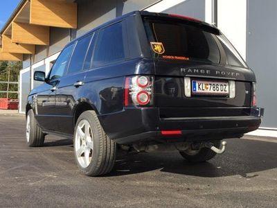 brugt Land Rover Range Rover 3,6 V8 Voll Facelift Tv Leder Luftfahrwerk Service