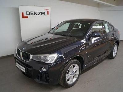 gebraucht BMW X4 xDrive 20d Österreich-Paket Aut. SUV / Geländewagen,