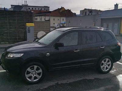 gebraucht Hyundai Santa Fe 2,2 CRDi-VGT SUV / Geländewagen