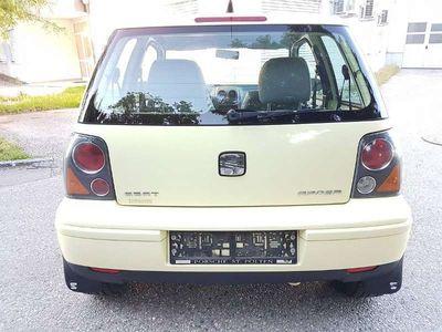 gebraucht Seat Arosa 1.0 Limousine