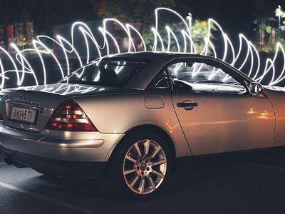 gebraucht Mercedes SLK230 Cabrio / Roadster