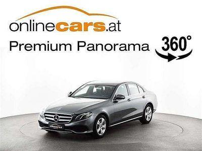 gebraucht Mercedes E200 E-KlasseAvantgarde Aut. Limousine,