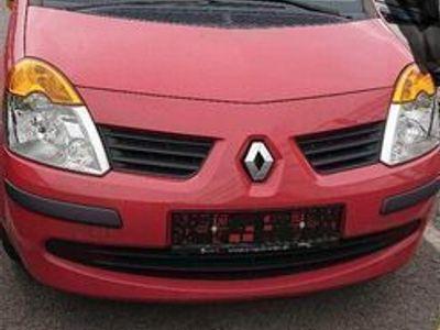 gebraucht Renault Modus Expression 1,5 dCi Quickshift