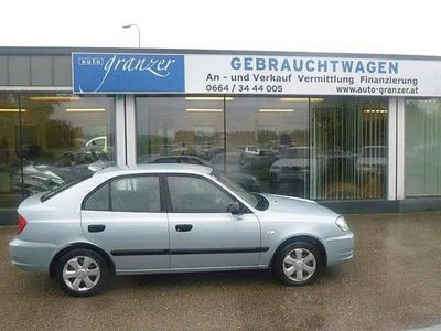 gebraucht Hyundai Accent 1,3 Flair Cool