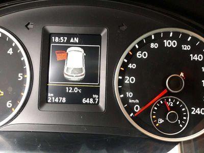 gebraucht VW Tiguan 2,0 TDI SPORT SUV / Geländewagen