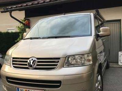 gebraucht VW Multivan T5Highline 2,5 TDI 4motion D-PF