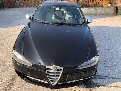 gebraucht Alfa Romeo 147 1,6 Twin Spark Klein-/ Kompaktwagen