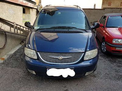 gebraucht Chrysler Voyager RG/YN17/03 Kombi / Family Van
