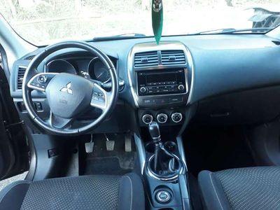 brugt Mitsubishi ASX 1,8 DI-D LP Intense 4WD