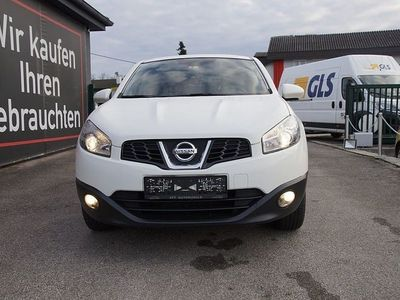 gebraucht Nissan Qashqai 1,6 16V Acenta 2WD