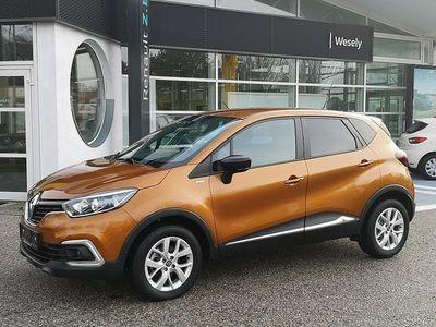 gebraucht Renault Captur ENERGY dCi 90 Limited