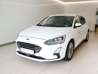 gebraucht Ford Focus TITANIUM BUSINESS 5T 1.5 ECOBLUE 120PS