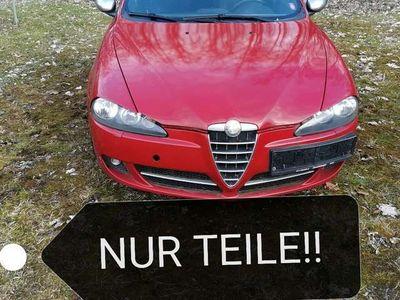 gebraucht Alfa Romeo 147 Alfa 1,9 JTDM 16V Q2 nur Teile!!!
