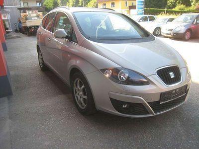 gebraucht Seat Altea XL Chili 1,9 TDi DPF 4WD Kombi / Family Van,