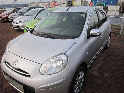 gebraucht Nissan Micra 1,2 Mouse Klein-/ Kompaktwagen