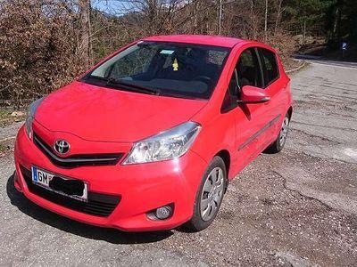 gebraucht Toyota Yaris 1,0 VVT-i Edition 75 Klein-/ Kompaktwagen,