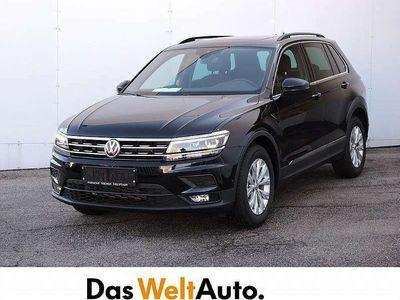 gebraucht VW Tiguan Team Austria TSI ACT OPF DSG SUV / Geländewagen