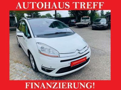 gebraucht Citroën Grand C4 Picasso 2,0 HDi Exclusive**AUTOMATIK*SPURHALTEASS.*NAVI**