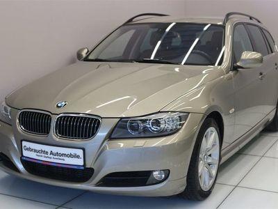gebraucht BMW 330 3er-Reihe d Touring Österreich-Paket Kombi / Family Van,
