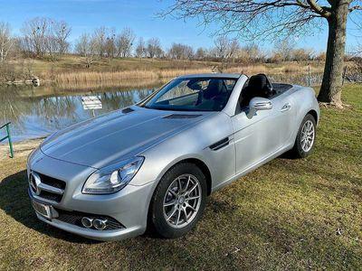 gebraucht Mercedes SLK200 SLK-KlasseBlue Efficiency Cabrio / Roadster