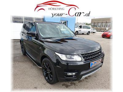 gebraucht Land Rover Range Rover Sport Sport 3,0 TDV6 HSE Dynamik-Paket 360 Grad Kamera SUV / Geländewagen,