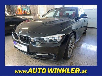 gebraucht BMW 330 3er-Reihe d Österreich-Paket Aut. Limousine,