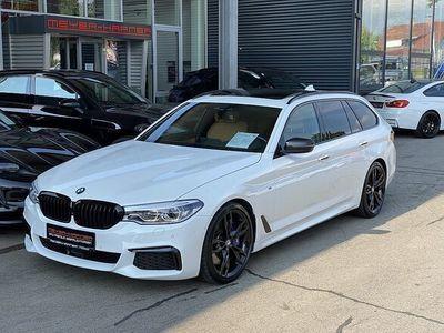 gebraucht BMW M550 550 d d xDriveTouring Aut., Pano-Glasdach, Navi-Pr