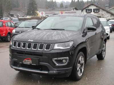 gebraucht Jeep Compass 1,4 MultiAir2 AWD Limited Aut.