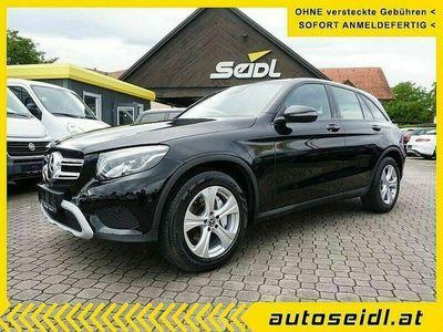 gebraucht Mercedes 220 GLC4MATIC Aut. *AHV+LED+NAVI*