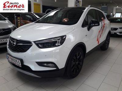 gebraucht Opel Mokka X Design Line 1.4 Turbo Sport Utility Vehicle