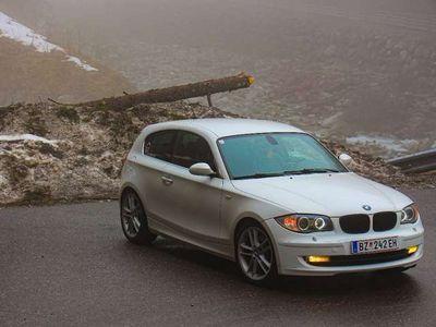 gebraucht BMW 123 1er-Reihe Diesel (E81) Österreich-Paket Aut.