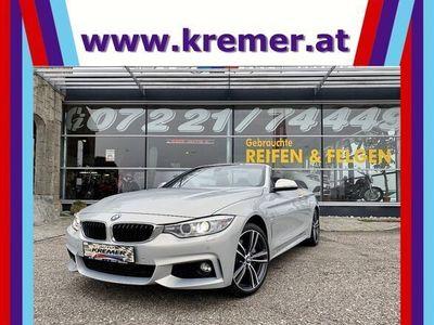 gebraucht BMW 435 d xDrive Cabrio M Sport Aut.