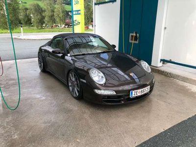 gebraucht Porsche 911 Carrera Cabriolet 997 Tiptronic