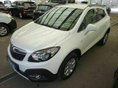 gebraucht Opel Mokka 1,6 CDTI ecoflex Cosmo