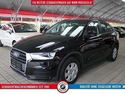 brugt Audi Q3 2,0 TDI quattro Facelift XENON Allrad