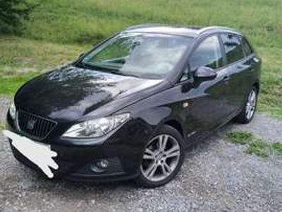 gebraucht Seat Ibiza ST 1,4 Copa Style Einparkhilfe Climatronic Kombi / Family Van