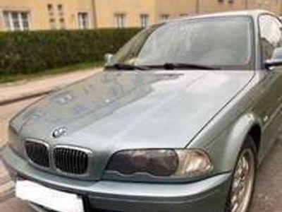 gebraucht BMW 318 3er-Reihe Coupé E46 Österreich-Paket