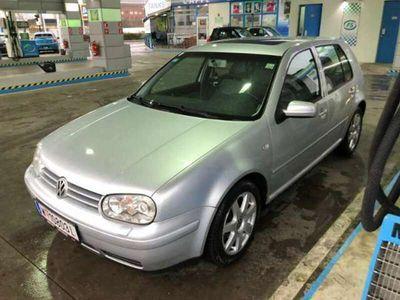 gebraucht VW Golf Sportline 1,9 TDI