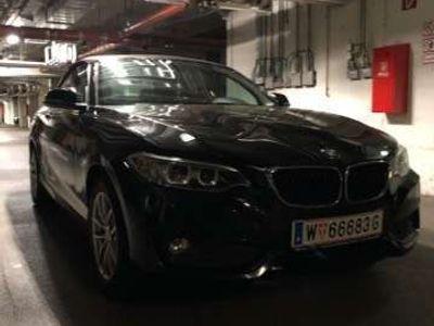 gebraucht BMW 220 2er-Reihe Cabrio (F23) Cabrio