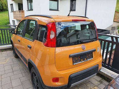 gebraucht Fiat Panda 4x4 Panda TwinAir 85 Wild Limousine Klein-/ Kompaktwagen