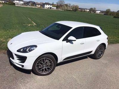 gebraucht Porsche Macan S 3.0 DSG SUV / Geländewagen