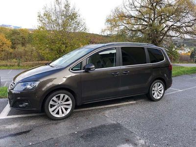 gebraucht Seat Alhambra GT 2,0 TDI CR DSG Kombi / Family Van