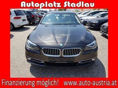 used BMW 520 d Österreich-Paket LEDER *FINANZIERUNG MÖGLICH!