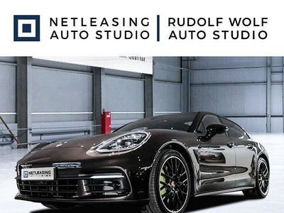brugt Porsche Panamera 4 E-Hybrid Sport Turismo Klima/Sitzhzg. eSitz.