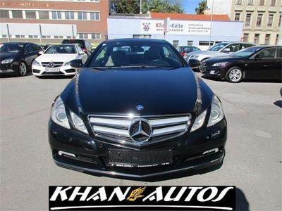 gebraucht Mercedes E350 E-KlasseBlueEfficiency CDI Aut. Sportwagen / Coupé,