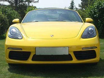 gebraucht Porsche 718 Boxster Boxster DSG Cabrio / Roadster