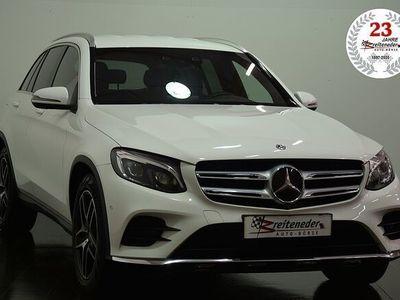 gebraucht Mercedes GLC350 d 4Matic AMG / Assistenz