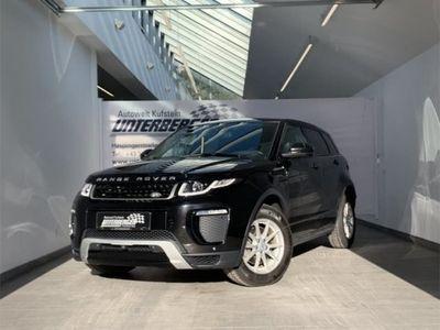 gebraucht Land Rover Range Rover evoque 29.900-